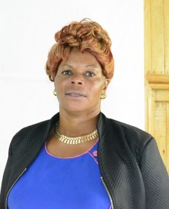 HON. MARY WAITHERA WAWERU, COUNTY MEMBER SHAMATA WARD