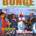 Nyandarua Bunge Magazine May to September 2019 Volume 2 Issue No 1