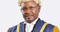 Hon. James Wahome Ndegwa, MBS, Speaker Nyandarua County Assembly